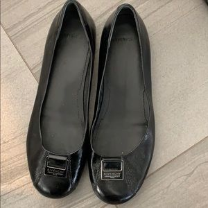 Leather Givenchy Flats